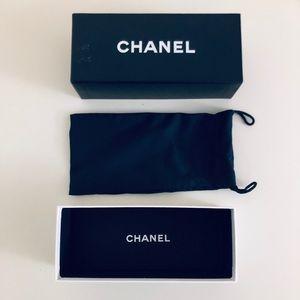 🧨SOLD🧨 Authentic Chanel sunglasses glasses box